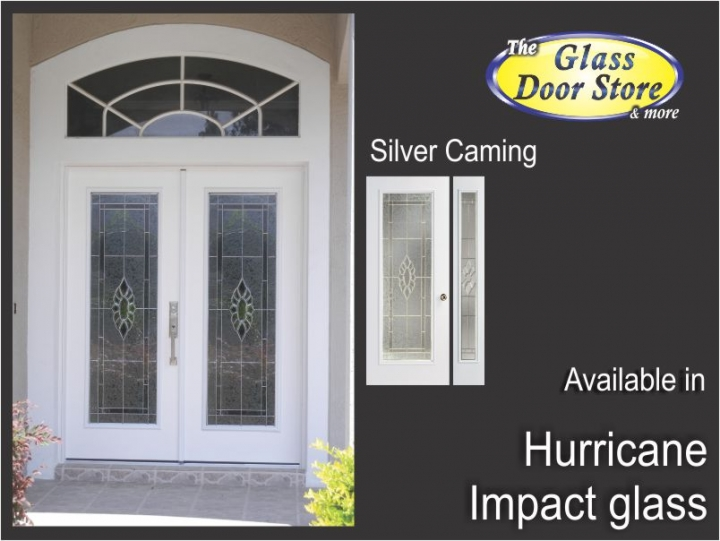 Hurricane Impact Glass Doors For Tampa Florida Hurricane