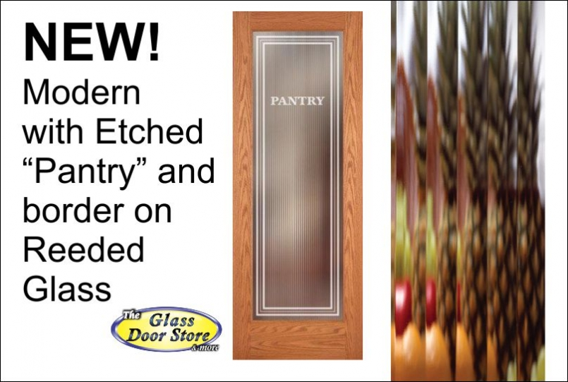 Pantry door with reeded glass modern.jpg