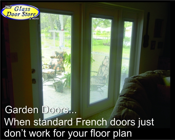 Replace sliding glass door with french doors for Non sliding patio doors