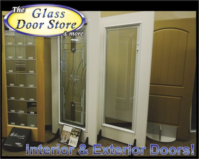 Delicieux Tampa Showroom Interior Doors And Miniblinds Between The