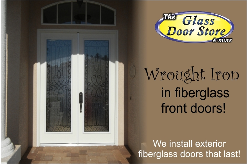 new-fiberglass-front-doors-with-wrought-iron-in-plastpro-doors