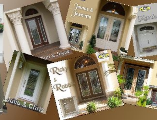 2015 Spring Beautiful Front Door Upgrades