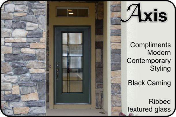 Axis single front door Featured image