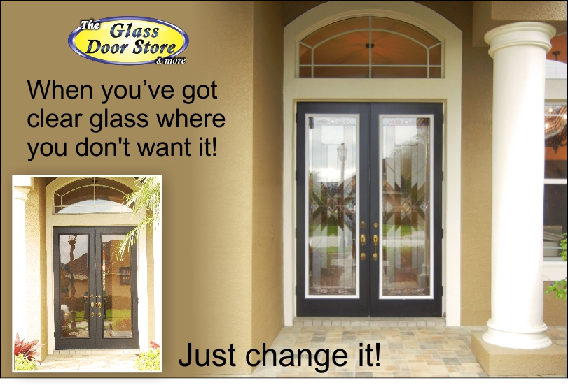 Front doors that say wow how perfectly pretty the glass bronze tone in metal caming in glass door insert planetlyrics Choice Image