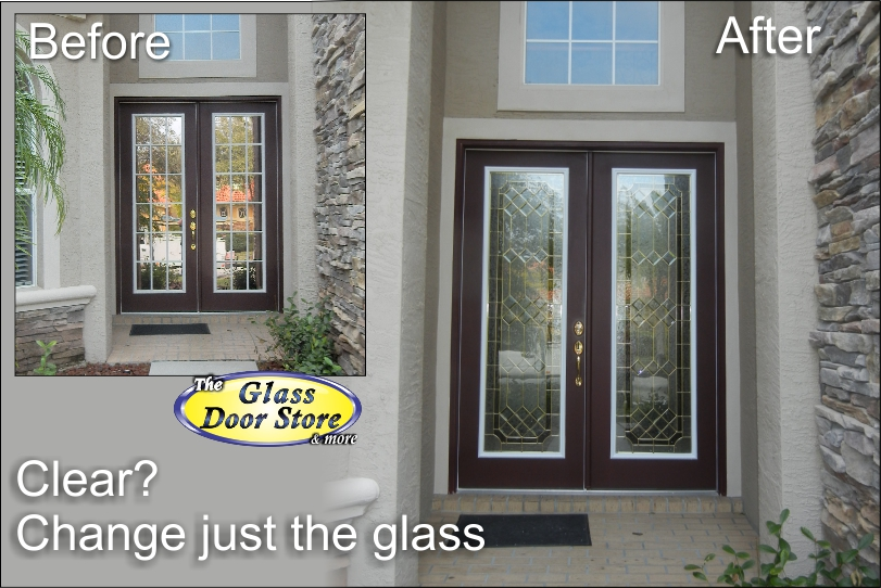 Get A Decorative Glass Door The Glass Door Store