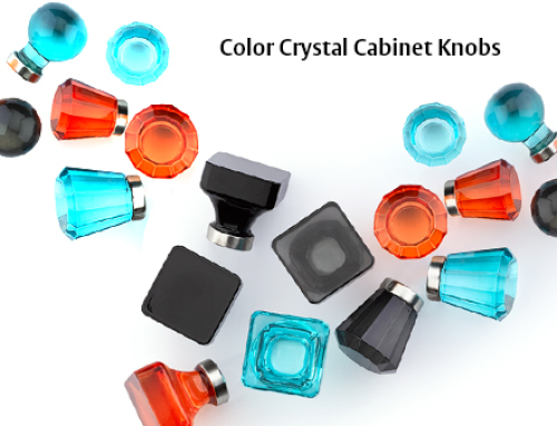 Emtek Glass Cabinet knobs