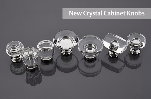 Emtek Glass Cabinet knobs - The Glass Door Store