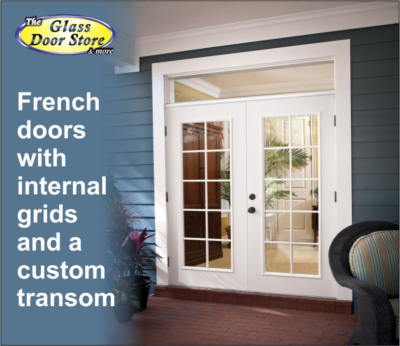 You Have The Grids Protected From Dust And Dirt Between The Glass So  Cleaning These French Doors Is As Easy As Cleaning Clear Glass Door Inserts.