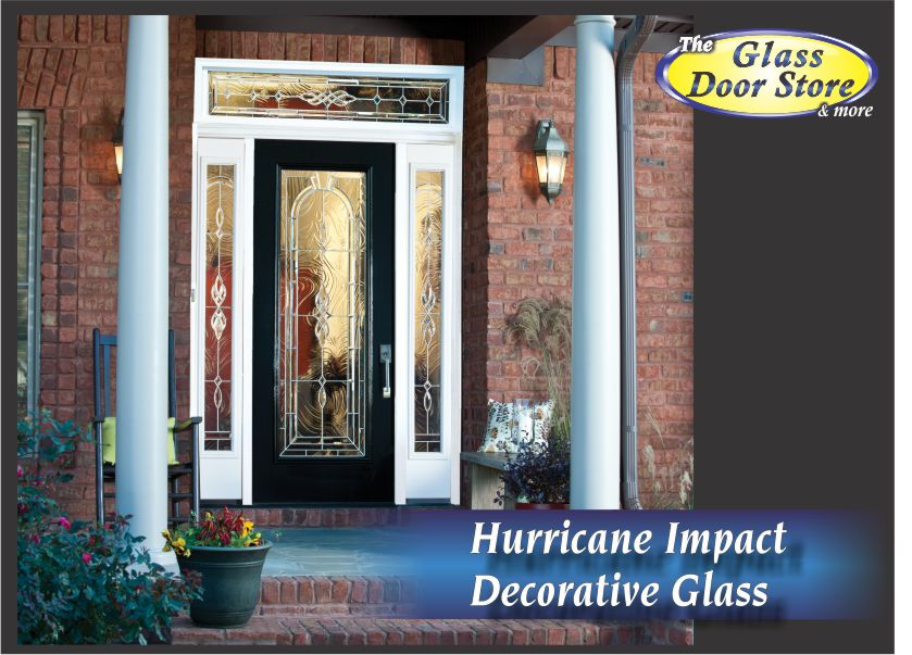Hurricane Impact Glass Doors for T&a Bay area homes & Hurricane Impact Glass Doors for Tampa Florida hurricane protection