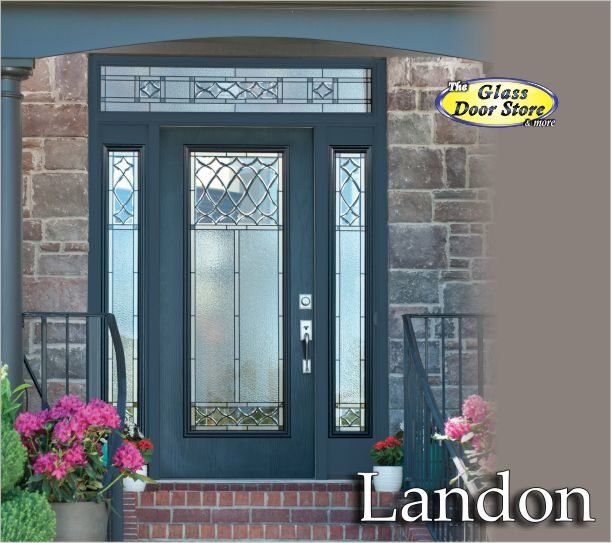 landon-single-beveled-glass-door-insert-with-side-windows