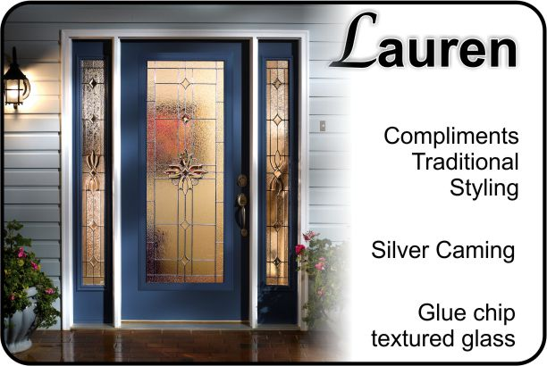 traditional-front-entry-door-glass-insert-with-beveled-glass