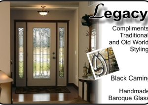 Traditional-fiberglass-front-entry-door-in-Tampa-home