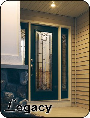 Front entry fiberglass doors on sale in Tampa at The Glass Door Store