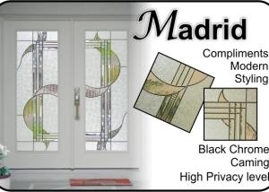 Modern-single-glass-door-insert-in-fiberglass-door