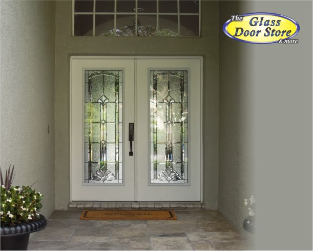 Marquise in white double front doors & Marquise Beveled Traditional Glass Door Pezcame.Com