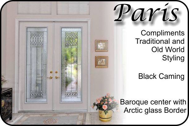 Paris Old World Meditterrean Fiberglass Front Entry Door The Glass