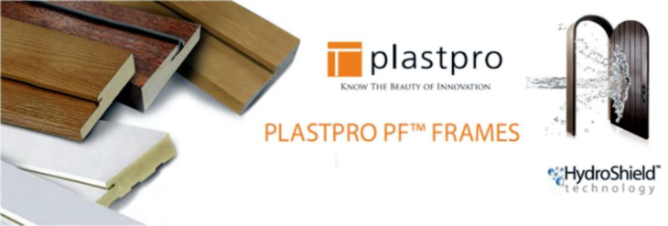 Plastpro no rot composite door frames