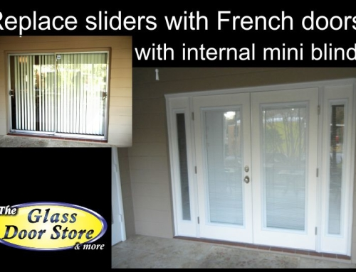 French doors or Front doors?  Do both!