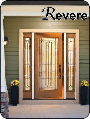 Craftsman Style Glass Entry Door With Neutral Tones