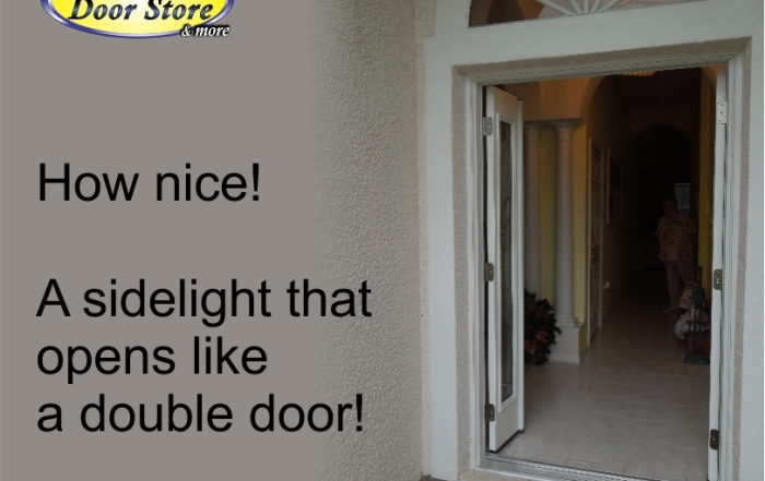 New front door installed like a double door on exterior fiberglass doors, windows with sidelights, exterior double doors, exterior doors with screens, exterior doors with glass, exterior house doors, door frames with sidelights,