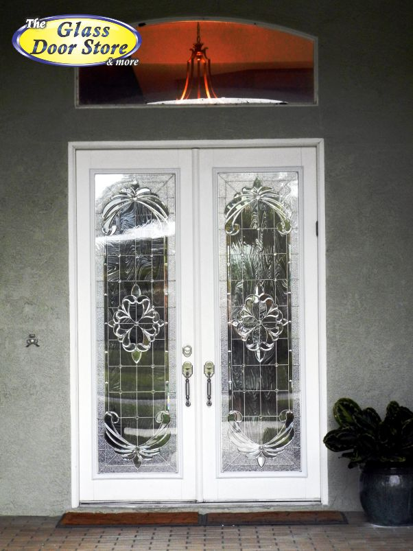 Formal Traditional Decorative Front Entry Door The Glass