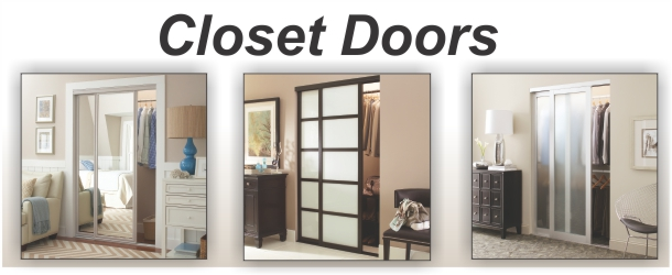 Sliding Closet Doors With Mirror Or Gl
