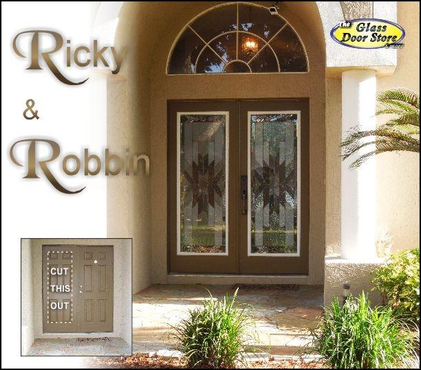Ricky and Robbin