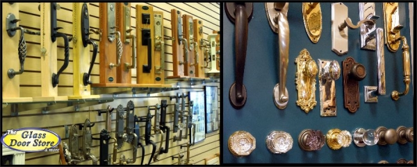 Emtek Entrance Handles and doorknobs