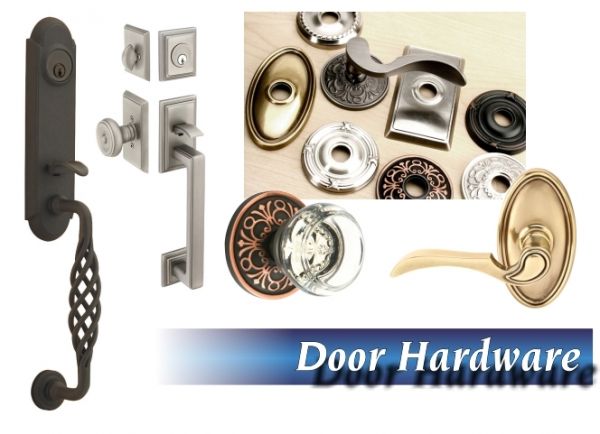 Emtek door hardware and door knobs with Tampa dealer