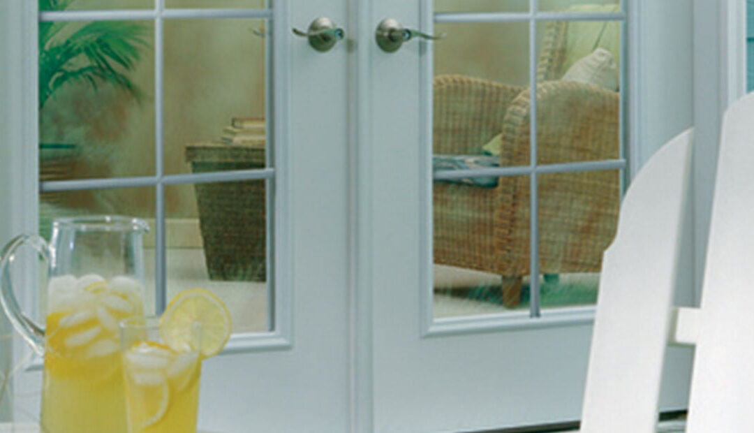Replacing Sliding Glass doors with French Doors