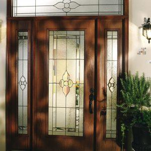 Nouveau-Front-Glass-Door-Insert-Exterior-The-Glass-Door-Store