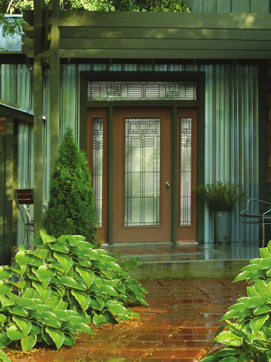 Oak-Park-Glass-Door-Insert-Exterior