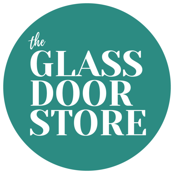 The Glass Door Store Logo Footer