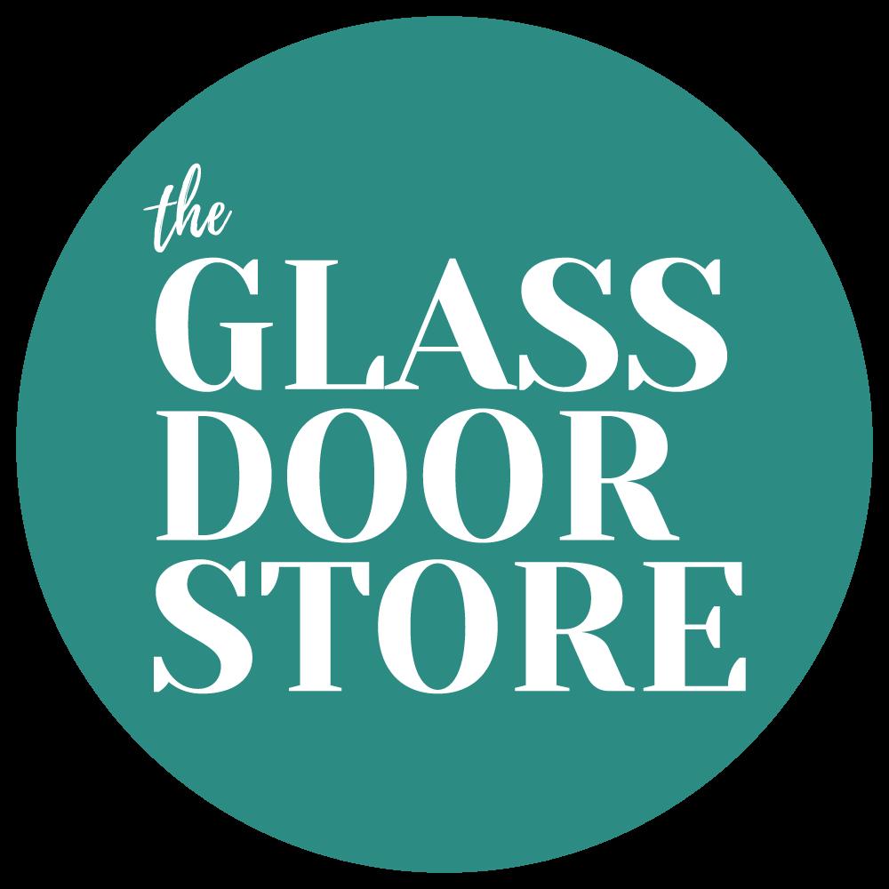 The Glass Door Store Logo Footer