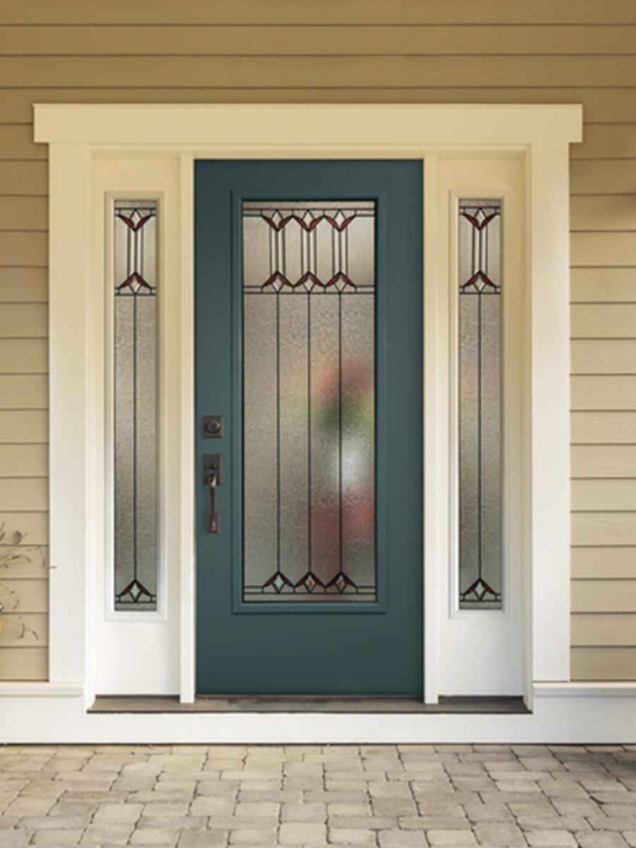 Sylvan-Park-Front-Glass-Door-Insert---Exterior---The-Glass-Door-Store